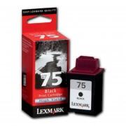 Cartucho Tinta Lexmark 75 Negro 12a1975 Original