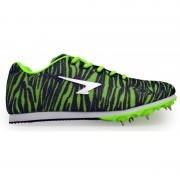 SFIDA RACER SPIKE BLACK/LIME Track Field [Size : US7]