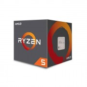 AMD Ryzen 5 1600 3.6g 6 core box 19mb am4 65w Wraith Spire 95w Cooler - Garanzia 3 anni