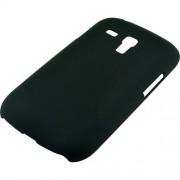 Tampa traseira preta para Samsung Galaxy S3 mini I8190, I8200