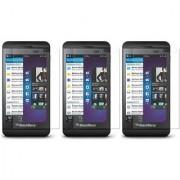 Blackberry Z10 Tempered Glass Screen Guard By Deltakart