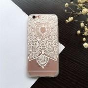 Husa Silicon Alba Iphone 6 / 6S FlowerDreamCatcher