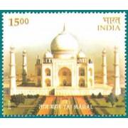 Taj Mahal Stamps