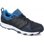 Adidas GALAXY TRAIL M Running Shoes For Men(Black, Blue, White)