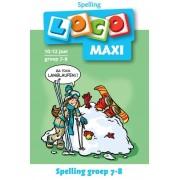 Boosterbox Maxi Loco - Spelling Groep 7/8 (10-12 jaar)