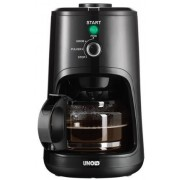 Cafetiera electrica compacta cu rasnita Unold U28725, 900W (Negru)