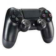Official Sony PS4 Dualshock 4 DS4 V1 Wireless Black Controller Pre-Owned