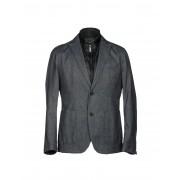 メンズ BOSS BLACK テーラードジャケット ダークブルー