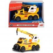 Dickie toys camion con braccio gru 15 cm