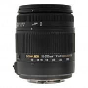 Sigma DC 18-250mm 1:3.5-6.3 OS HSM für Sony Schwarz