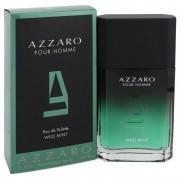 Azzaro Wild Mint Eau De Toilette Spray 3.4 oz / 100.55 mL Men's Fragrances 549934