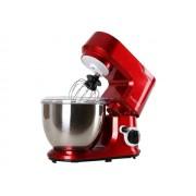 Klarstein Bella Rossa - Robot pâtissier - 800 Watt - rouge
