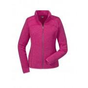 SCHÖFFEL Damen ZipIn! Fleecejacke Valdez pink 36