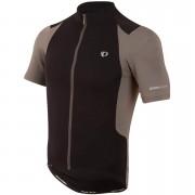 Pearl Izumi Select Pursuit Short Sleeve Jersey - Black/Smoked Pearl - M - Black/Grey