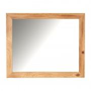 Xenos Spiegel met houten lijst - 61x55 cm