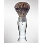 eShave Badger Hair Shaving Brush Fine Clear 780008