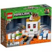 Конструктор Лего Майнкрафт - Арената на черепите, LEGO Minecraft, 21145
