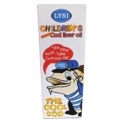 Ulei din ficat de cod (Cod Liver Oil) pentru copii 240ml Lysi