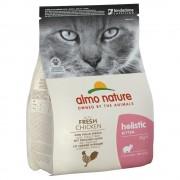 Almo Nature Holistic Kitten con Pollo e Riso - 2 x 2 kg