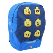 Lego Kinderrucksack Faces Blue