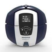 Aspirator robot Hoover RoboCom3 RBC030/1 011, Li-Ion, Aut. 60 min, 0.5 L, LCD, 7 Programe, Ultra Slim, Albastru 39001439