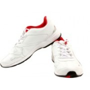 Puma Tazon 5 Ind Running Shoes For Men(White, Red)