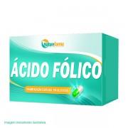 Vitamina B9 Ácido Fólico 800mcg 60 Cápsulas