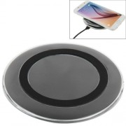 A1 Qi Standard Wireless Charging Pad for Samsung / Nokia / HTC and Other Mobile Phones (Black)
