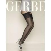 Eleganta tunna stockings Fascination 10 DEN från Gerbe noir 2