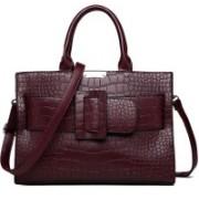 AV Fashion messenger bag Brown Messenger Bag