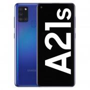 Samsung Galaxy A21s 4GB/128GB 6,5'' Azul