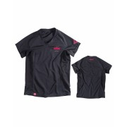 Jobe Impress Rash Guard Ladies Kurzarm, schwarz, Gr.M