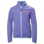 Helly Hansen Kids Junior Daybreaker Fleece Jacket Purple 176/16