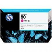 HP 80 Original Ink Cartridge C4847A Magenta