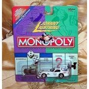 Johnny Lightning 2000 Monopoly Luxury Tax Dodge Viper Car