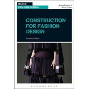 Construction for Fashion Design, Paperback