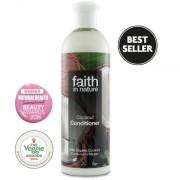 Balsam de par Faith in Nature, cu cocos, pt. par normal sau uscat, 400 ml