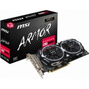 Placa video MSI Radeon RX 580 Armor OC 8GB GDDR5 256bit