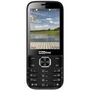 "Telefon Mobil MaxCom MM237, TFT 2.8"", Dual Sim, 2G (Negru) + Cartela SIM Orange PrePay, 6 euro credit, 6 GB internet 4G, 2,000 minute nationale si internationale fix sau SMS nationale din care 300 minute/SMS internationale mobil UE"