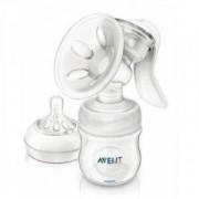 Avent Natural Odsávačka mateřského mléka se zásobníkem 125 ml