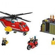 LEGO City kocke - Vatrogasci - udarna brigada 60108
