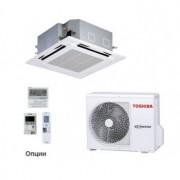 Caseta Toshiba 18000 BTU inverter RAV-SM454MUT-E + RAV-SP454AT-E
