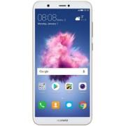 "Telefon Mobil Huawei P Smart, Procesor HiSilicon KIRIN 659, Octa Core 1.7GHz / 2.36GHz, IPS LCD 5.65"", 3GB RAM, 32GB Flash, Camera Duala 13MP + 2MP, 4G, WI-FI, Dual Sim, Android (Auriu) + Cartela SIM Orange PrePay, 6 euro credit, 4 GB internet 4G, 2,000 m"