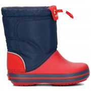 Детски Апрески Crocs Navy Red Crockband Lodge Point Boot K