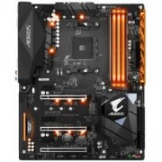 Дънна платка GIGABYTE AX370 Gaming K5, Socket AM4, ATX, DDR4, rev 1.0, GA-MB-AX370-GAMING K5