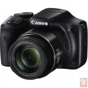 "Canon PowerShot SX540 HS, 20.3Mpx CMOS, 50x opt. zoom, 3.0"" LCD, 1080p video, USB/mHDMI/Wi-Fi"