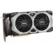 Видеокарта MSI GeForce RTX 2080 1830Mhz PCI-E 3.0 8192Mb 15500Mhz 256 bit 3xDP 2xHDMI HDCP RTX 2080 SUPER VENTUS XS OC