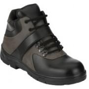 Udenchi Steel Toe Safety Shoe UD620 Boots For Men(Black)
