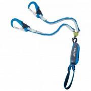Camp - Kinetic Gyro Rewind Pro - Longe de via ferrata taille 90-135 cm, bleu/blanc
