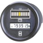 Controler capacitate baterie si ore de functionare